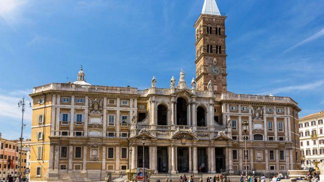 Basilica of Santa Maria Maggiore, Rome