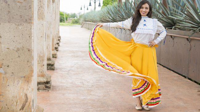 Regional costumes of Mexico: Aguascalientes