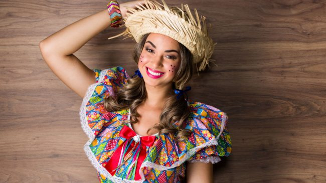 Typical costumes of the world: Brazilian junina parties