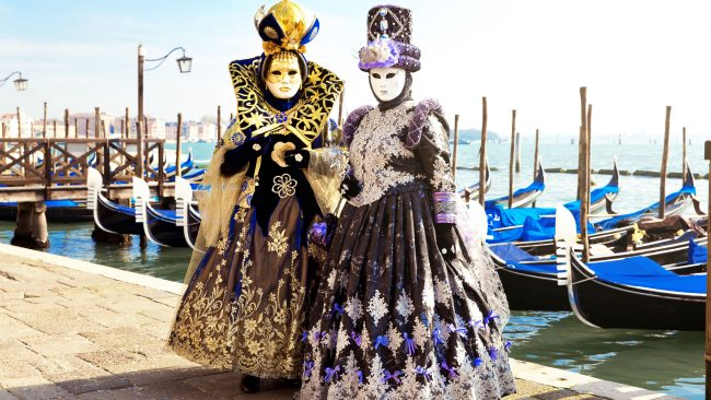 Countries and their typical costumes: Italy