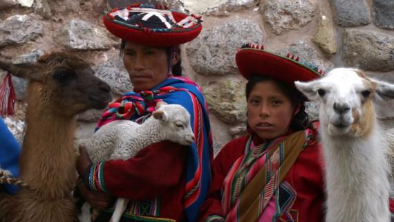 Groupes ethniques du Pérou