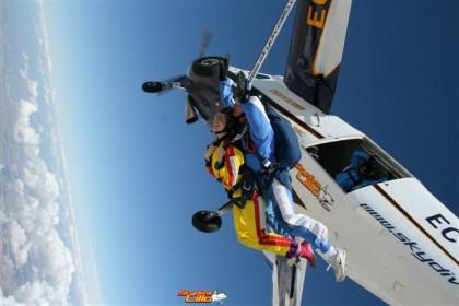 Skydiving Madrid
