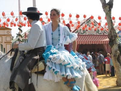 April Sevillla Fair