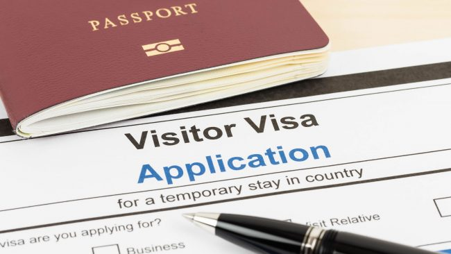 Visa application: first step to obtain it