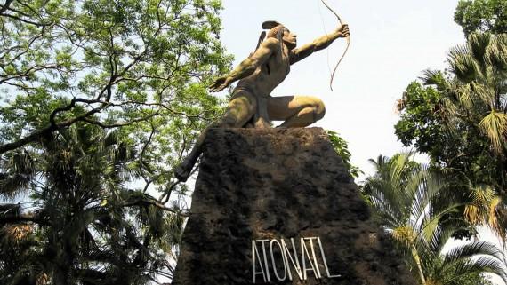 Parc Atecozol, Izalco, El Salvador