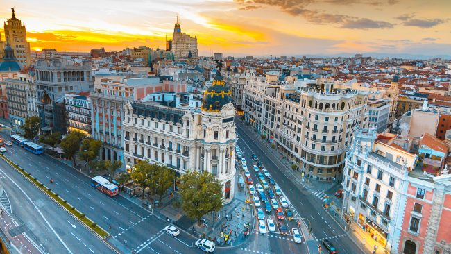Madrid: a weekend destination