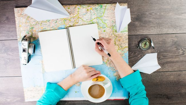 The difficult task of choosing a destination for your next trip