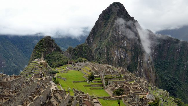 Macchu Picchu, the jewel of Peru
