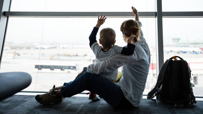 Requirements to travel to Peru with children