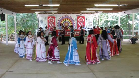 Originaires de Choctaw dans le comté de Neshoba (Mississipi)