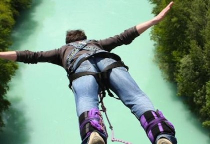 Bungee Jumping Valencia