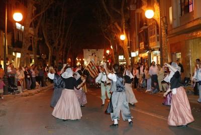 Fiestas in Palma