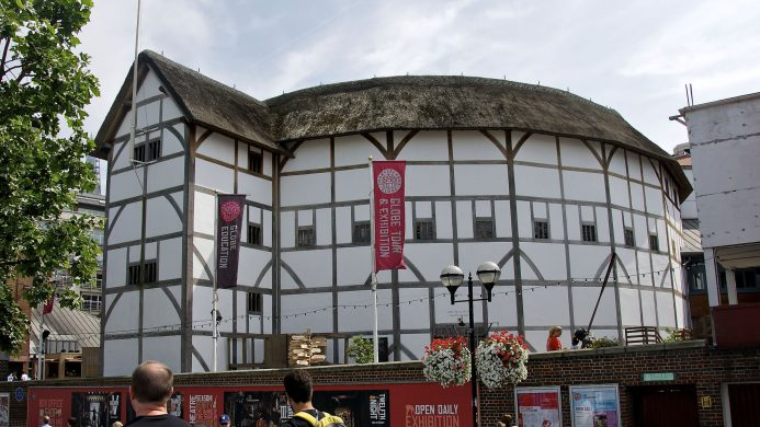 Visit the Shakespeare's Globe Theater in London