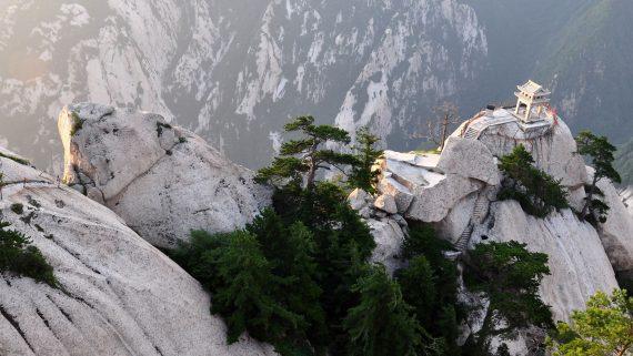 Sacred Mountain of Hua-Shan (China)