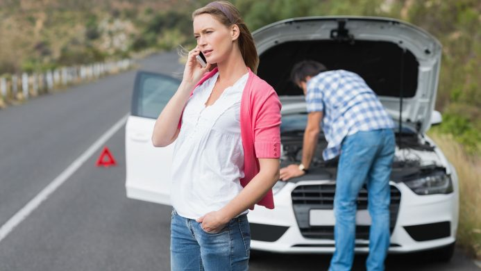 Roadside assistance insurance for travel