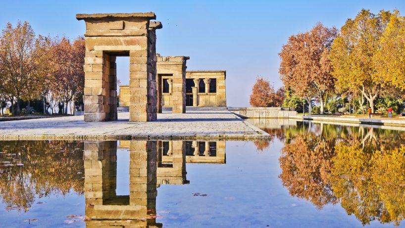 The Debod Temple in Madrid schedule how to get there