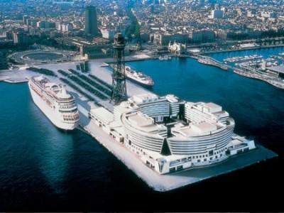 Panoramic View Eurostars Grand Marina