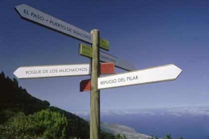Hiking in La Palma