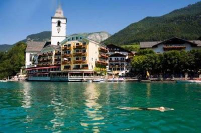 Paradise destinations within Austria