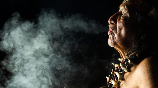 Beliefs of the aborigines of Ecuador