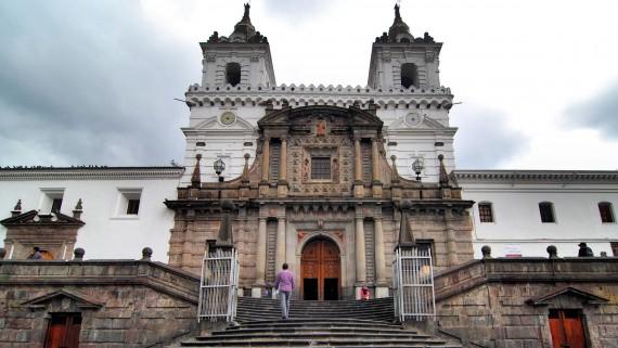 San Francisco Church, Quito, Ecuador