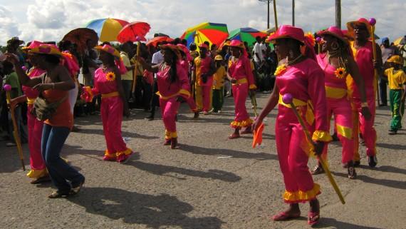 Costumes typiques des fêtes de San Pacho, Quibdó