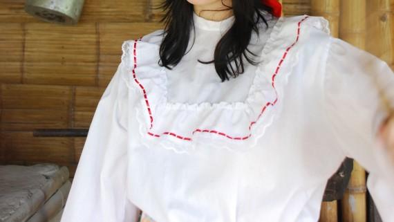 Costume Chopper Colombien