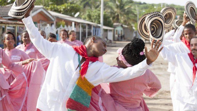 Danses et costumes de Carthagène des Indes