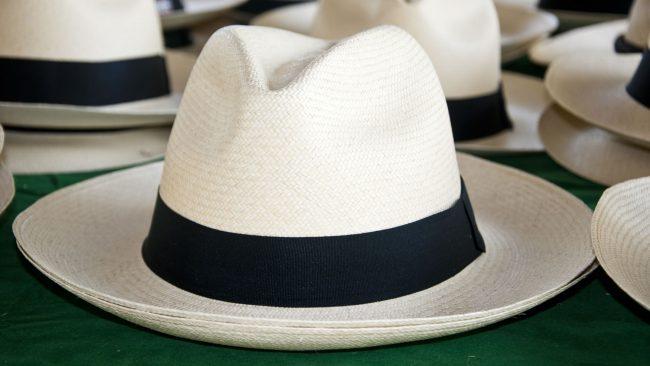 Exemple de chapeau paisa ou antioqueño