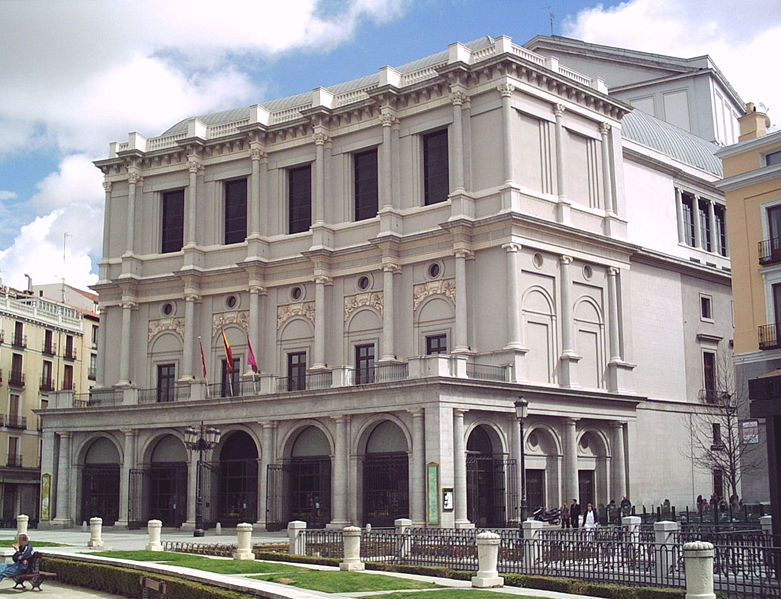 Royal Theater of Madrid