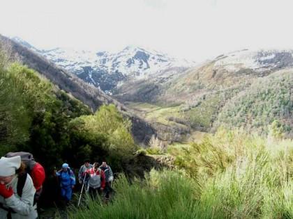 Randonnée à León