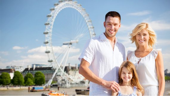 Family vacations in London