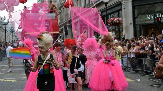 Pride London Pride Festival in July