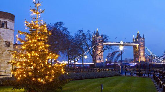 Enjoy London at Christmas
