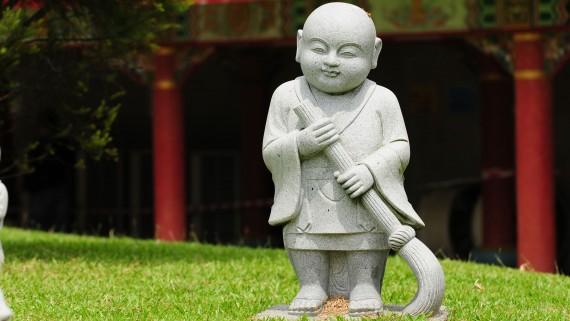 Le sens du balayage est important dans la culture chinoise