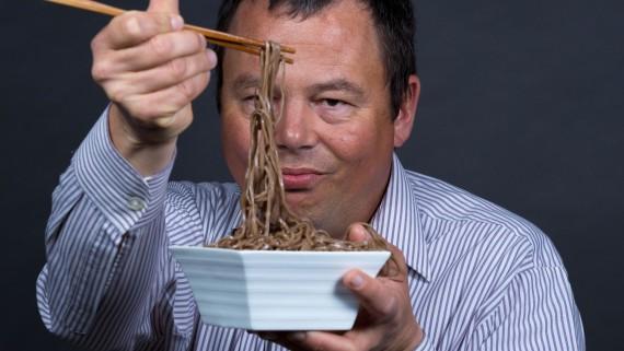 Protocole à l'heure du déjeuner en Chine