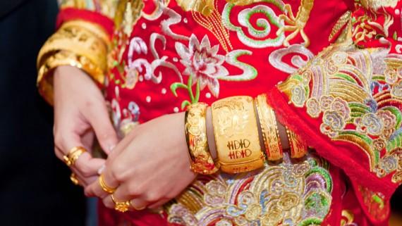 La signification des anneaux dans la culture chinoise