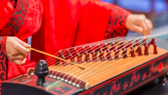 Tradition musicale chinoise