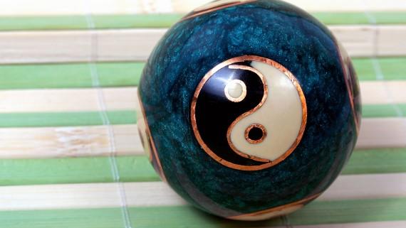 Ying Yang et feng shui