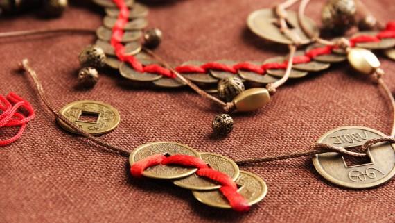 Bijoux fantaisie basés sur la protection Feng Shui