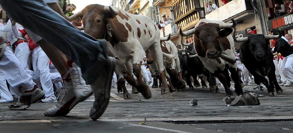 The Fiestas in Spain
