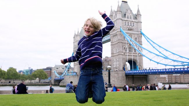 Itinerary to visit London with children
