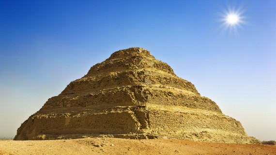 Step Pyramid of Zoser
