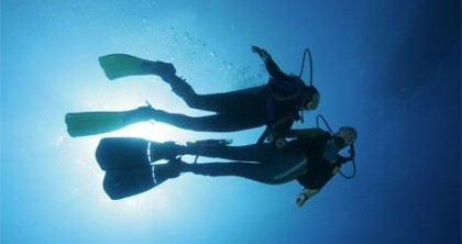 Diving centers in Valencia