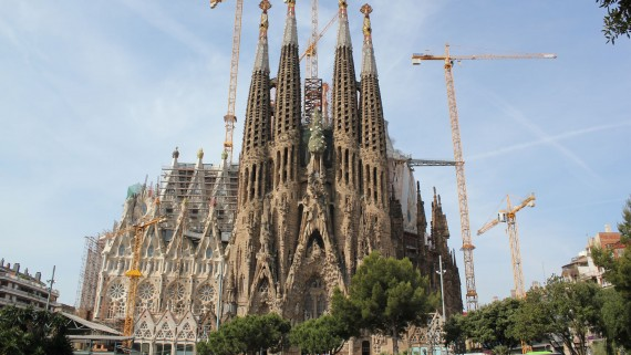 La Sagrada Familia: the most important monument in Barcelona