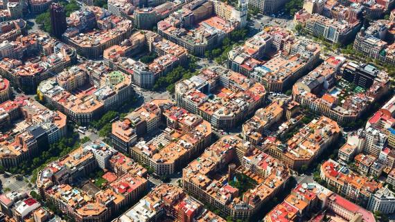 L'Eixample de Barcelone
