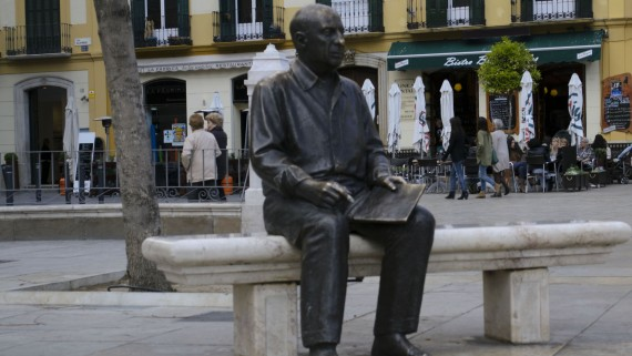 Malaga, the hometown of Pablo Picasso