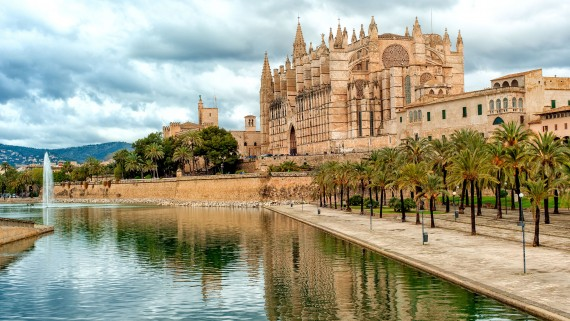 Cathédrale de Santa Maria de Palma de Majorque