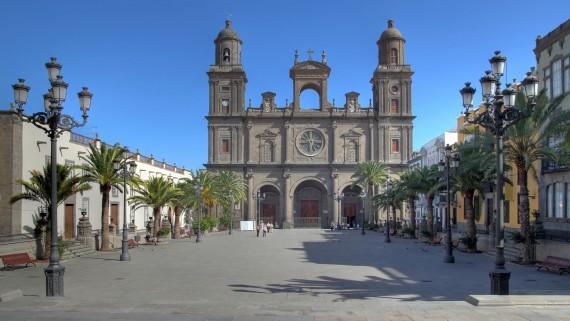 Cathédrale de Santa Ana, Las Palmas de Gran Canaria