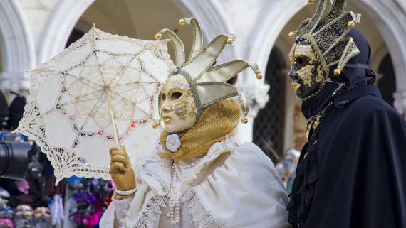 Italian festivals: the Carnival of Venice